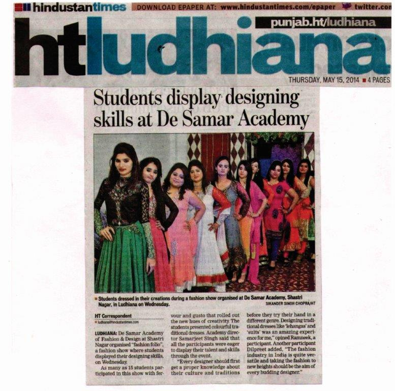 news articles for De Samar Academy